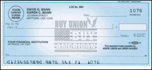 Blue Union Privilege Checks